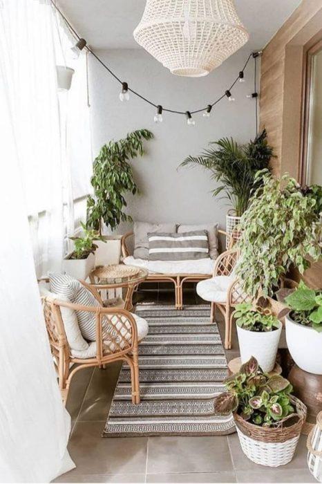 comment décorer une petite terrasse